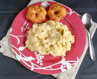 PANI VARAGU VEN PONGAL I PROSO MILLET PONGAL I MILLET RECIPES I HEALTHY BREAKFAST RECIPES