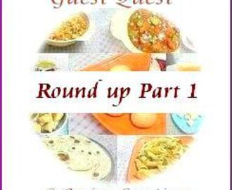 GUEST QUEST ROUND UP PART 1