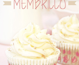 Cupcakes de Dulce de Membrillo + Queso + Nuez... Typical Spanish!