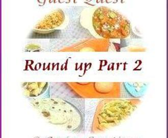 GUEST QUEST ROUND UP PART- 2