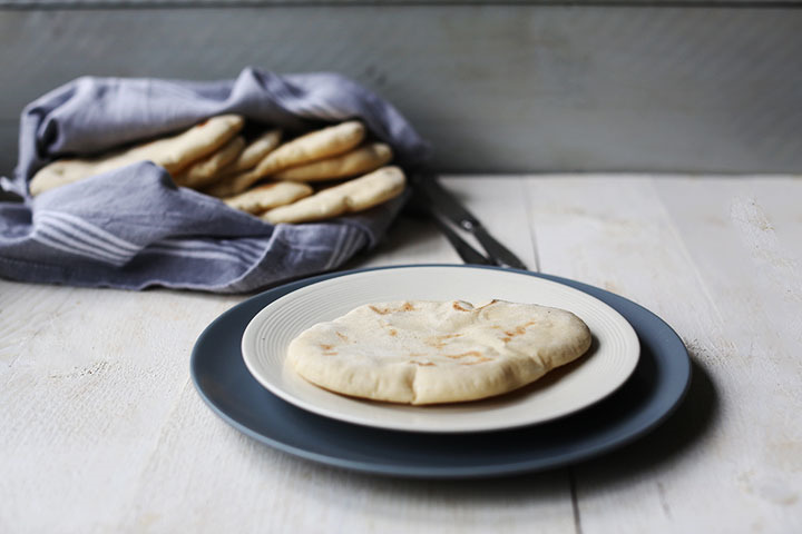 The secrets to perfect pita bread