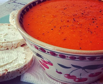 Recipe: Red Pepper, Tomato and Chilli Soup