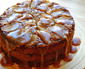 Toffee Apple Cake!