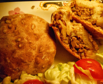 Recipe : Hairy Bikers' Meat & Cabbage Buns (Bierocks)