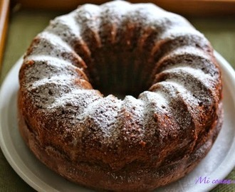 BUNDT CAKE DE CHOCOLATE: