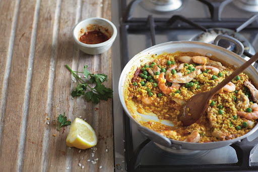M&S Cook With Risotto Recipe
