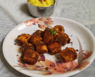 paneer amritsari - paneer recipes