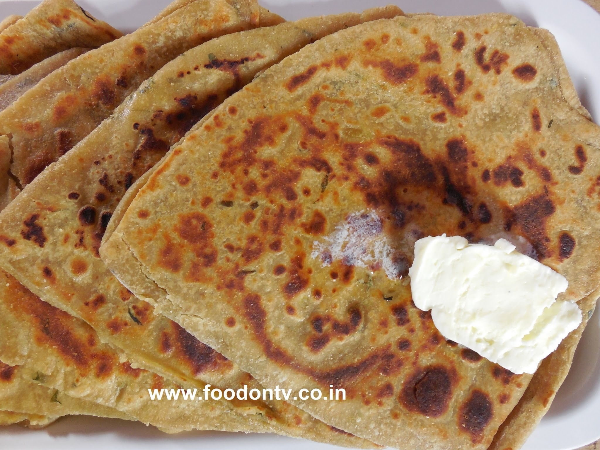 Paratha Recipe 101-Indian traditional Flat Bread Recipes-Easy Indian Recipes