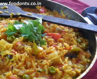Soupy Indian Rice Recipe- Authentic Indian Gujarati Food Recipes