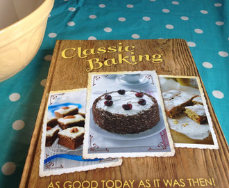 Classic Baking Recipe Book Review