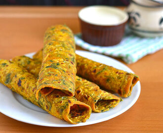 Methi Thepla | Gujarati Methi Thepla Recipe