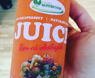 Juicekur fra Living Superfood