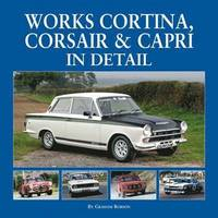 Works Cortina, Capri &; Corsair in Detail
