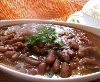 Rajma curry /Kidney beans masala curry