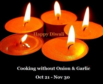 Cooking without Onion & Garlic event