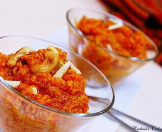 Gajar Ka Halwa/ Carrot Pudding