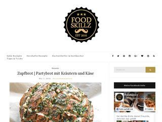 Foodskillz Der Foodblog