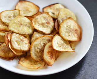 Raw Banana Chips |  Kele ka Chips | Vazhakkai Chips | Navratri Vrat Recipes