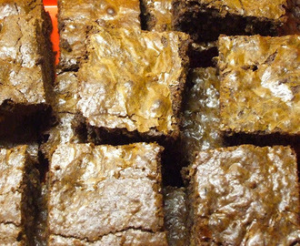 The Best Brownies in the World. Ever.