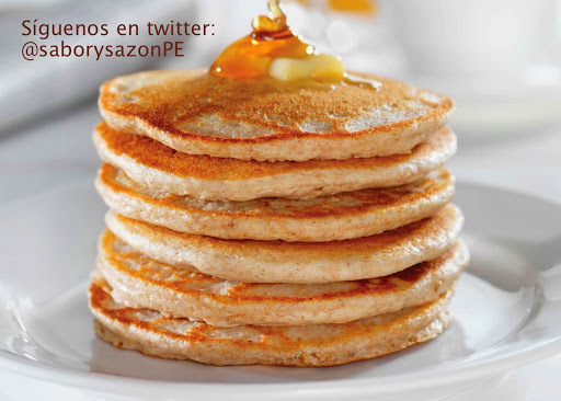 RECETA FÁCIL Y RÁPIDA DE PANQUEQUES - PANCAKES - RECIPES - How to prepare