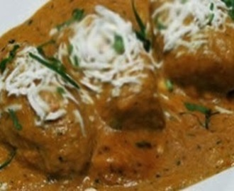 Paneer Kofta Curry Recipe