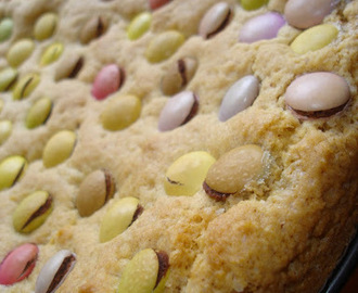Cookie com smarties Gigante