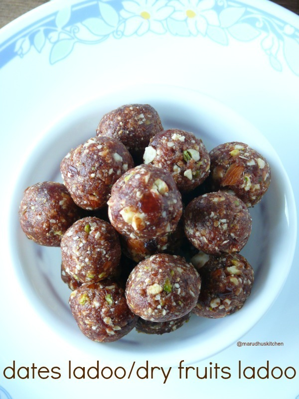 dates ladoo /dates and nuts(dryfruits)laddu