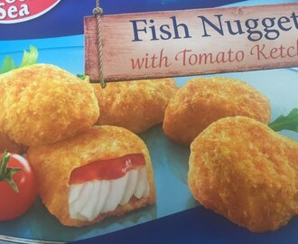 Lidl Fish nuggets