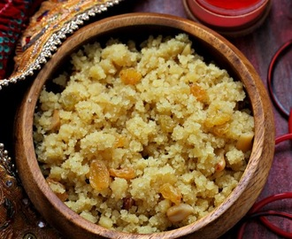 Suji Ka Halva For Karva Chauth (With Tips To Make Perfect The Halwa)