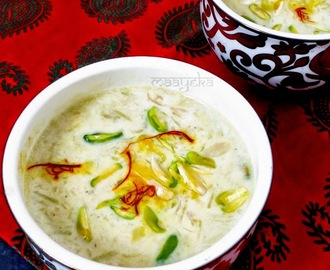 Lauki Ki Kheer, Bottle Gourd Pudding - Navratri Special Recipe