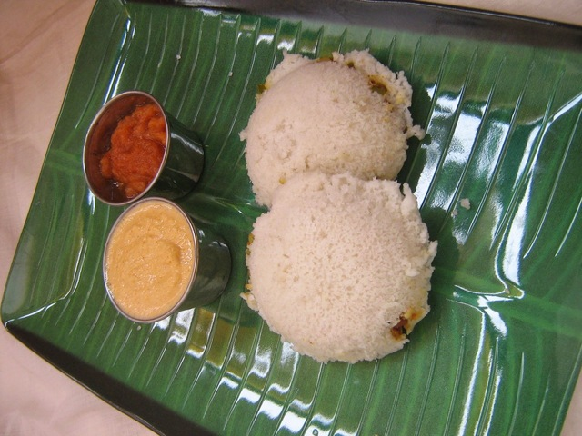 Vegetable idly / stuffed idly / Steamed rice cakes with stuffed veg / Breakfast recipes / step by step pics