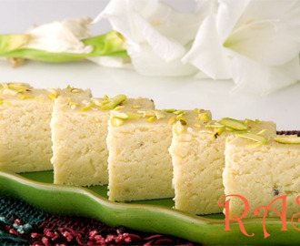 Khoya Barfi Recipe - Mawa Barfi Recipe