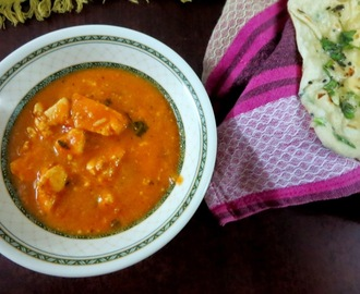 Paneer Curry | Easy Side Dish for Naans