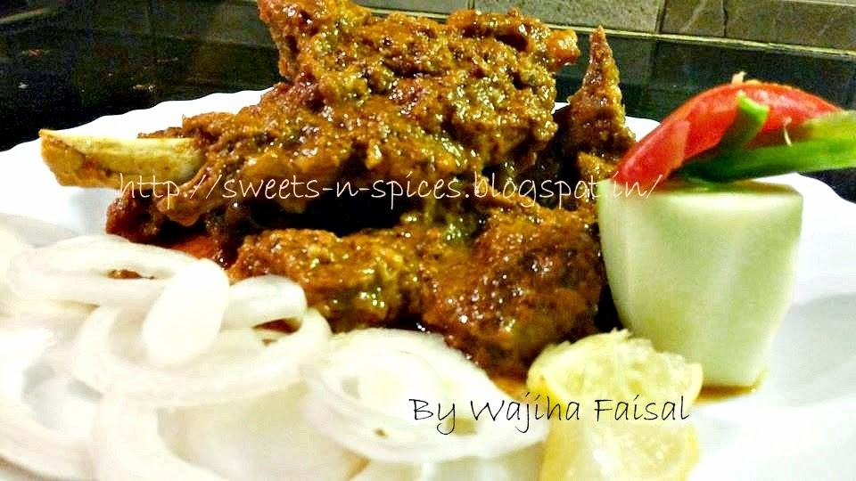 Non-veg- Kebabs, Dry and Gravy