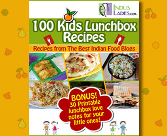 100 Kids Lunch Box Recipes | Indus Ladies Ebook