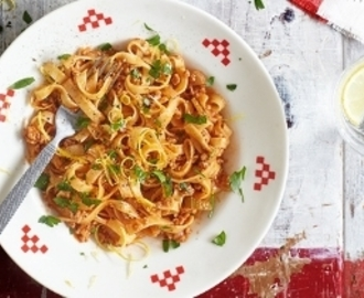 Pork And Fennel Ragu Recipe | Midweek Meals - Tesco Real Food