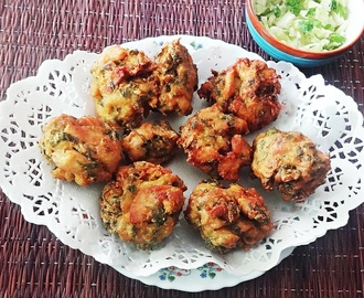Chicken pakora recipe – Indian masala chicken nuggets