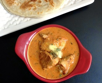 Butter Chicken | Side dishes for Parottas/Rotis