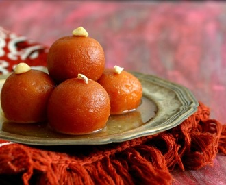 Royal Gulab Jamuns And Diwali Wishes