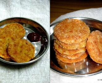 Aloo Tikki – Spiced Potato Patties