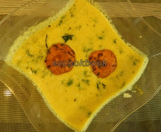 Mor Kuzhambu / Buttermilk Curry