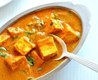 Paneer Butter Masala Recipe | Punjabi Paneer Butter masala Dhaba style ~ North Indian Sides