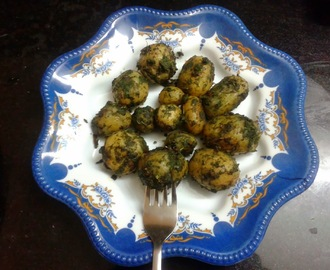 Minty Baby Potato (No Onion No Garlic Recipe)