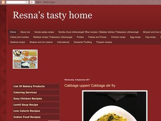 Resna's Tasty Home