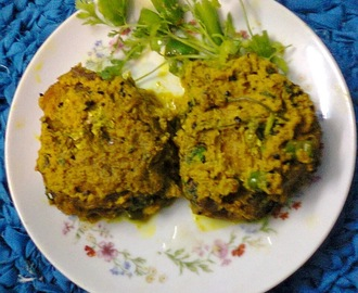 Rohu Fish With Mustard Sauce / Bengali Shorshe Rui