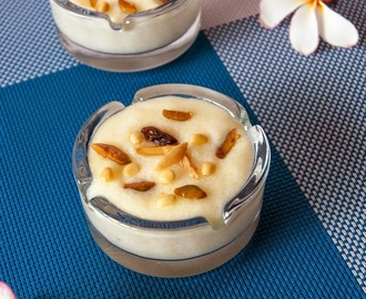 Phirni - Rice Pudding