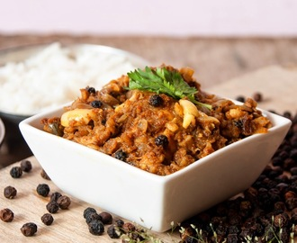 Kerala Style Pepper Chicken - Dry Version