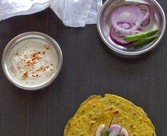 Methi Thepla  - Gujarati Breakfast