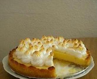 Lemon pie (tarta de limón)