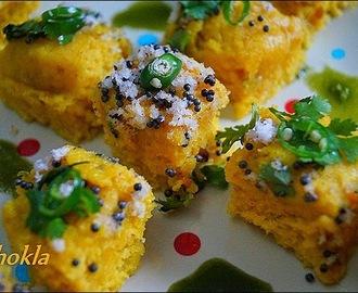 Hebbar S Kitchen Dhokla